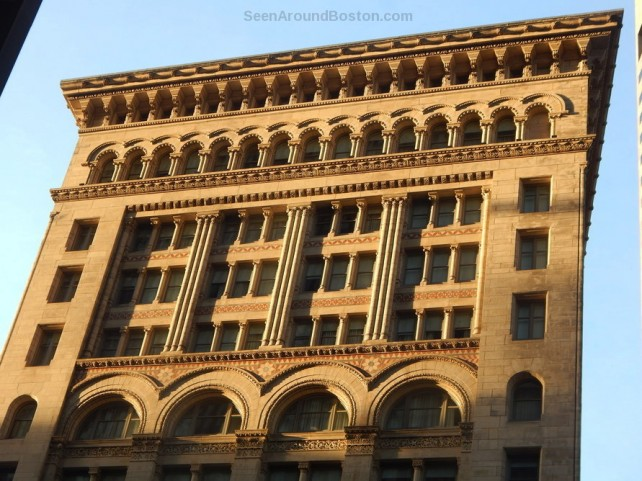 ames hotel building, boston massachusetts