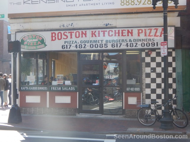 boston kitchen pizza chinatown