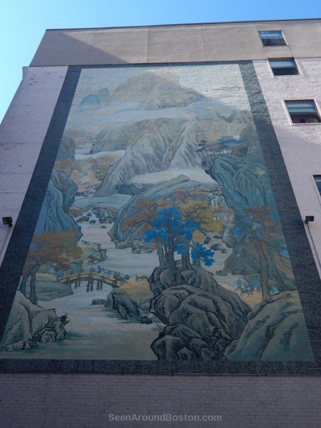 chinatown heritage mural boston