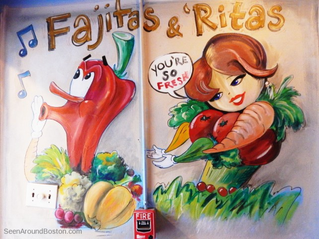 fresh produce mural, fajotas ritas boston