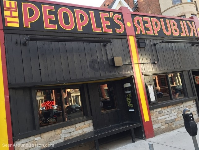 the people's republik bar in cambridge