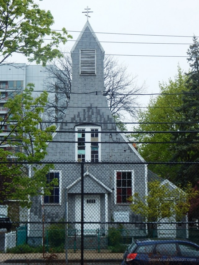st augustines church building, cambridgeport cambridge ma