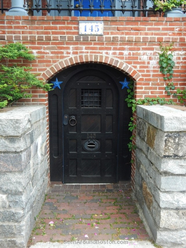basement apartment medieval door cambridge ma