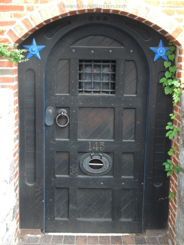 medieval dungeon door cambridge massachusetts